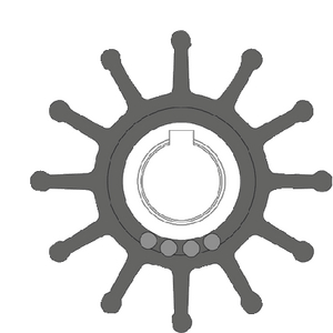 IMPELLER REPLACEMENT KITS (#189-09701B1) - Click Here to See Product Details