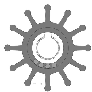 IMPELLER REPLACEMENT KITS (#189-09702B1) - Click Here to See Product Details