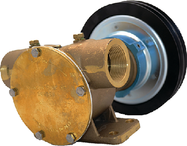 HEAVY-DUTY ELECTRO-MAGNETIC CLUTCH PUMP (#189-101302295) - Click Here to See Product Details