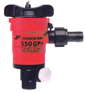 DUAL PORT PUMP (#189-48903) - Click Here to See Product Details