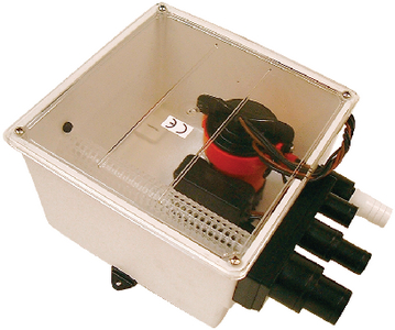 ULTIMA MULTI-PORT SHOWER PUMP (#189-57151) - Click Here to See Product Details