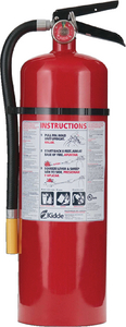 FIRE EXTINGUISHER B-II 10 LB. CAPACITY - Click Here to See Product Details