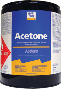 ACETONE - Click Here to See Product Details