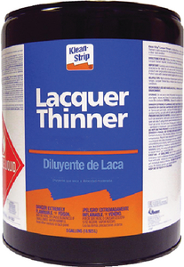 LACQUER THINNER FOR CALIFORNIA - Click Here to See Product Details