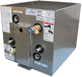 120V ELECTRIC WATER HEATERS W/ HEAT EXCHANGER (#735-11841) - Click Here to See Product Details