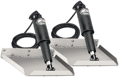 EDGE MOUNT ELECTRIC TRIM TAB KIT 12 VOLT (#622-15014101) - Click Here to See Product Details