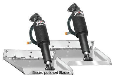 STANDARD PERFORMANCE ELECTRIC TRIM TAB KITS 12 VOLT (#622-15038101) - Click Here to See Product Details