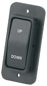 HATCHLIFT SINGLE ROCKER SWITCH (#622-15098001) - Click Here to See Product Details