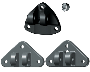 LENCO STANDARD MOUNTING ACCESSORIES (#622-15099001) - Click Here to See Product Details