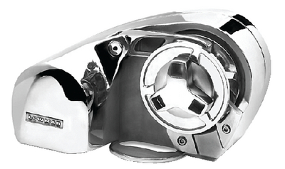 PRO SERIES HORIZONTAL STAINLESS STEEL WINDLASS  (#239-6657011108102) - Click Here to See Product Details
