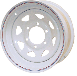 TRAILER WHEELS (#966-20524) - Click Here to See Product Details