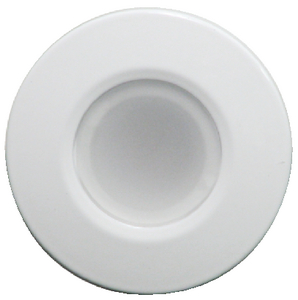 LUMITEC ORBIT FLUSH MNT WHITE WHT HSNG (112523)