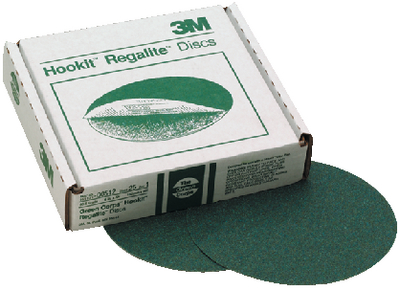 GREEN CORPS HOOKIT REGALITE DISCS (#71-00515) - Click Here to See Product Details