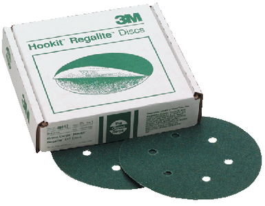 GREEN CORPS HOOKIT REGALITE DUST FREE DISCS (#71-00615) - Click Here to See Product Details