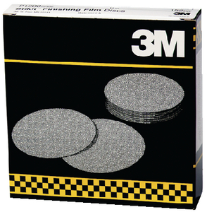 STIKIT<sup>TM</sup> FINISHING FILM DISCS (#71-01319) - Click Here to See Product Details