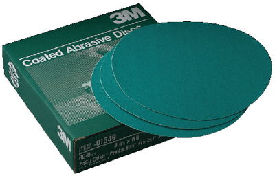 GREEN CORPS STIKIT<sup>TM</sup> PRODUCTION DISCS (#71-01550) - Click Here to See Product Details