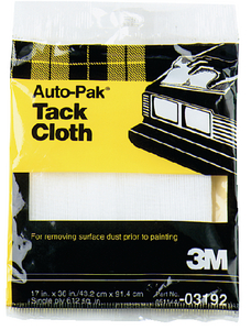 ALL PURPOSE TACK CLOTH (#71-03192) - Click Here to See Product Details