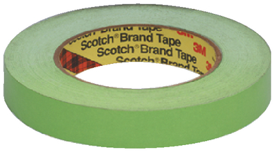 SCOTCHMARK<sup>TM</sup> GREEN MASKING TAPE 256 (#71-05423) - Click Here to See Product Details