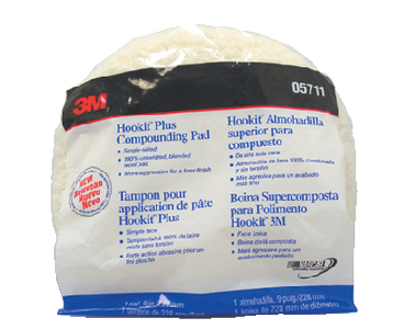 HOOKIT<sup>TM</sup> WOOL COMPOUNDING PAD (#71-05711) - Click Here to See Product Details