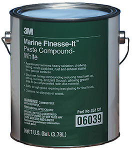 FINESSE-IT MARINE PASTE COMPOUND (#71-06039) - Click Here to See Product Details