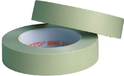 SCOTCH<sup>®</sup> GREEN FINE LINE TAPE 218 (#71-06301) - Click Here to See Product Details