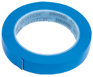BLUE VINYL TAPE 471+ (#71-06405) - Click Here to See Product Details