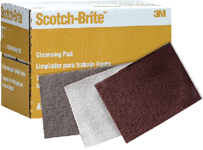 SCOTCH-BRITE<sup>TM</sup> HAND PAD (#71-07445) - Click Here to See Product Details