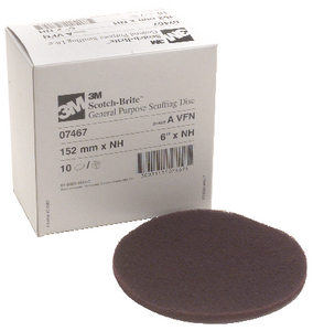 GENERAL PURPOSE SCUFFING DISCS (#71-07467) - Click Here to See Product Details