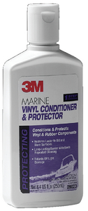 MARINE VINYL CONDITIONER PLUS PROTECTOR - Click Here to See Product Details