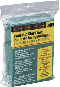 SYNTHETIC STEEL WOOL PADS (#71-10120) - Click Here to See Product Details