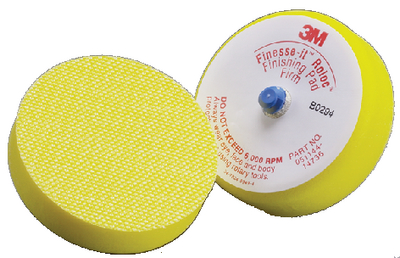 MARINE FINESSE-IT<sup>TM</sup> ROLOC FINISHING DISC PAD (#71-14736) - Click Here to See Product Details