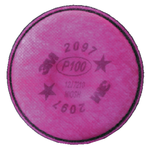 RESPIRATOR REPLACEMENT FILTERS (#71-2097P100) - Click Here to See Product Details