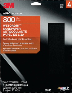 IMPERIAL WET OR DRY<sup>TM</sup> PAPER SHEETS (#71-32038) - Click Here to See Product Details