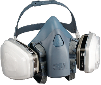 7500 SERIES HALF FACEPIECE ULTIMATE REUSABLE  (#71-37079) - Click Here to See Product Details