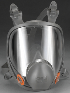 6000 SERIES FULL FACE RESPIRATOR (#71-6800) - Click Here to See Product Details