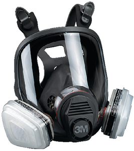 6000 SERIES FULL FACE RESPIRATOR (#71-6900) - Click Here to See Product Details