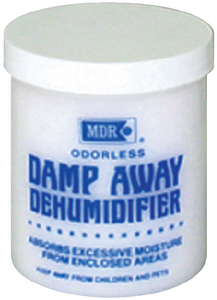 DAMP AWAY DEHUMIDIFIER (#79-MDR304) - Click Here to See Product Details