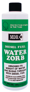 DIESEL WATER ZORB<sup>TM</sup> (#79-MDR559) - Click Here to See Product Details