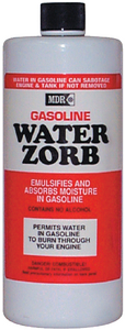 GASOLINE WATER ZORB<sup>TM</sup> (#79-MDR567) - Click Here to See Product Details