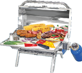 CONNOISSEUR SERIES GRILL (#214-A10803) - Click Here to See Product Details
