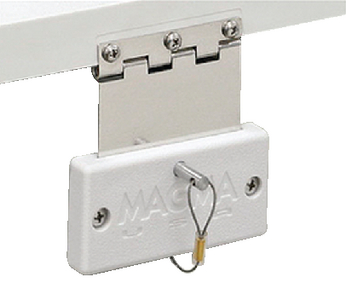 GUNNEL MOUNT FOR TOURNAMENT SERIES CLEANING STATIONS (#214-T10482) - Click Here to See Product Details