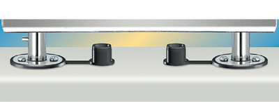 DUAL LOCKING DECK SOCKET MOUNT - HEAVY DUTY (#214-T10526) - Click Here to See Product Details