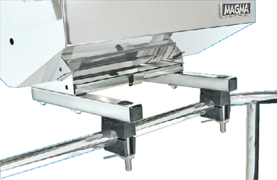 DUAL HORIZONTAL ROUND RAIL MOUNT (#214-T10680) - Click Here to See Product Details