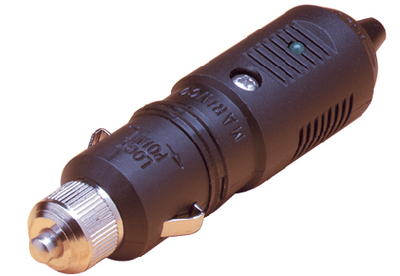 12 VOLT RECEPTACLE & PLUG (#69-12VPG) - Click Here to See Product Details