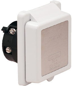 50A STANDARD INLET  (#69-6351EL) - Click Here to See Product Details