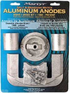 MERCRUISER BRAVO I ANODE KIT (#194-CMBRAVO1KITA) - Click Here to See Product Details