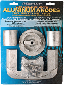 MERCRUISER BRAVO I ANODE KIT (#194-CMBRAVO1KITM) - Click Here to See Product Details