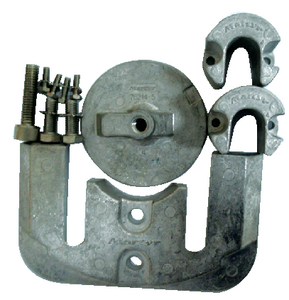 MERCRUISER BRAVO II & III ANODE KIT (#194-CMBRAVO23KITM) - Click Here to See Product Details