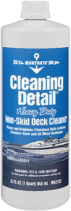 CLEANING DETAIL<sup>®</sup> NON-SKID DECK CLEANER (#323-MK2132) - Click Here to See Product Details