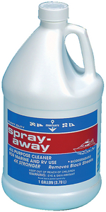 SPRAY AWAY<sup>TM</sup> ALL PURPOSE CLEANER - Click Here to See Product Details